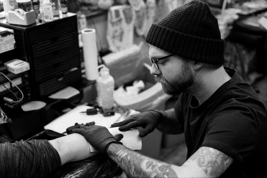 Sport et tatouage font-ils bon ménage ?