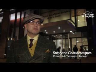 Embedded thumbnail for Tatouage et partage Rencontre au Ministère de la Santé le 13/12/2013