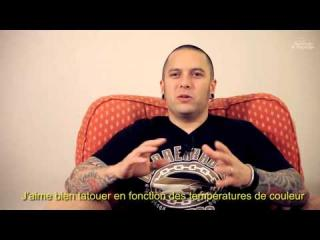 Embedded thumbnail for Séminaire Tatouage & Partage : Jeff Gogue
