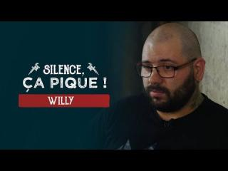 Embedded thumbnail for Silence, ça pique ! Willy