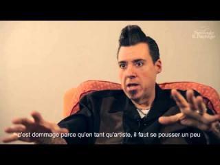 Embedded thumbnail for Interview Joe Capobianco lors du séminaire Tatouage et Partage à Avignon