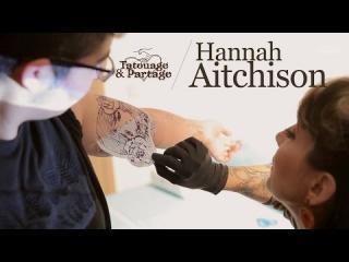Embedded thumbnail for Le séminaire de tatouage d'Hannah Aitchison à Avignon