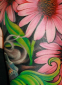 Jeff Gogue tatouage et partage
