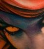 Jeff Gogue tatouage avignon